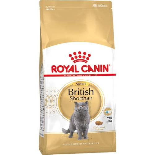 Royal Canin British Shorthair для взрослых кошек породы британская короткошерстая