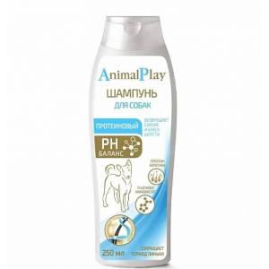 Шампунь для собак всех пород Animal Play Протеиновый