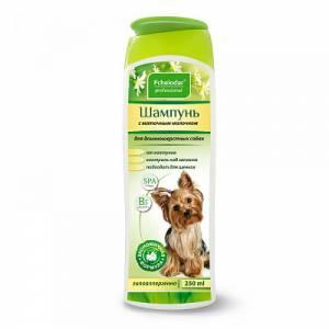 Шампунь для длинношерстных собак Пчелодарс маточным молочком 250мл