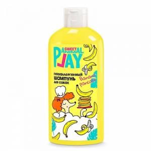 Шампунь для собак и кошек Animal Play Sweet Банановый панкейк Гипоаллергенный