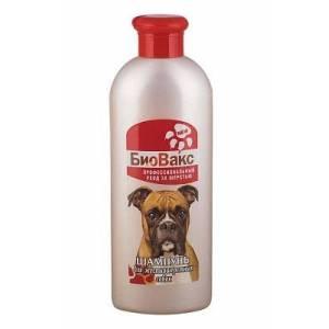Шампунь для собак жесткошерстных БиоВакс 350мл