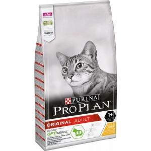 Корм Purina Pro Plan Optirenal Original Adult для взрослых кошек с курицей и рисом