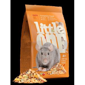 Корм для крыс Little One 900гр