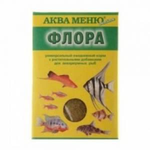 Корм для рыб Аква Меню, Флора (30г)