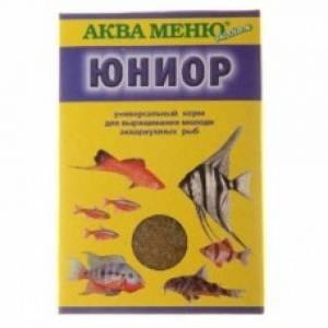Корм для рыб Аква Меню, Юниор (20г)