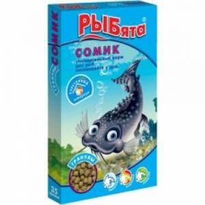 Корм для рыб ЗОО Рыбята, Сомик гран. 35 гр