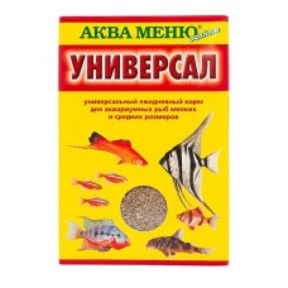 Корм для рыб Аква Меню, Универсал (30г)